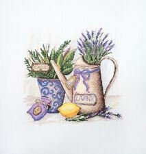 "Cross Stitch Kit MARYA ISKUSNITSA (MARY WEAVER) 11.004.09 - ""Scent of Provence"""