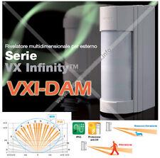 Optex VXI-DAM Sensore per esterno Doppia Tecnologia Antimask Compatibile Bentel