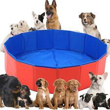 Fuloon Pet Foldable PVC Swimming Pool Pet Bathing Tub Bathtub Dogs Cats Washer