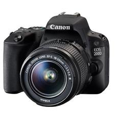 Canon EOS 200D Numérique SLR & 18-55 mm f3.5-5.6 III Lens Kit