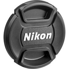 NIKON 52mm LENS CAP snap-clips GENUINE NIKON UK STOCK HIGH QUALITY LC-52