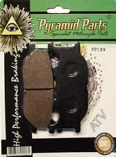 Front brake pads for Yamaha XJ600 98-03