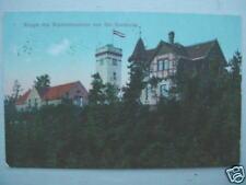 3881 AK Schwedenstein Kuppe Turm Häuser 12.4.1928