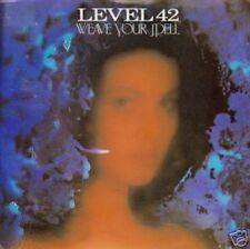 LEVEL 42-WEAVE YOUR SPELL SINGLE 1982 (U.E.) B-B