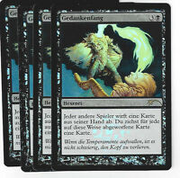 TCG 54 MtG Magic the Gathering Gedankenfang Foil Gateway Promo Play Set (4)