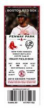 Alex Rodriguez Home Run 586 Ties #7 Yankees 5/9 Ticket