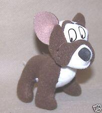 """Plüsch Hund, Disney Figur aus """" Susi & Strolch"""" / 2001"""