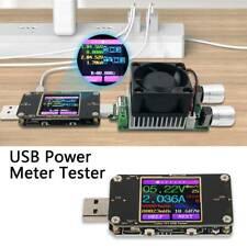 Alimentazione USB metro Tester tipo-C display Multimetro Voltmetro Amperometro RIVELATORE