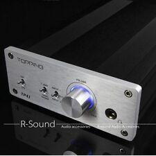 New Topping TP41+TA2021B Class T Digital Power Amplifier Bulit-in Earphone Amp