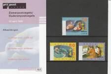 PTT Mapje 1996 Nummer 151: Zomerzegels / Ouderen
