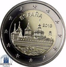 Spanien 2 Euro 2013 PP Schloss und Klosteranlage El Escorial im Blister