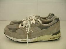 Mens 16 4E EW Wide New Balance M991GL Made In USA 991 gray running shoes classic