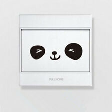 2pcs Creative Switch Stickers Big Eyes For Children Room Wall Stickers
