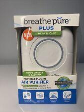 Breathe Pure Plus Portable Air Purifier As Seen on Tv Hepa Filter
