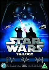 STAR WARS ORIGINAL TRILOGY 4 - 6 Theatrical Remastered 4 5 6 New UK 6 Discs DVD