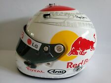 Seb Vettel   1:2 Helmet Casque Casco  F1 2010 Suzuka