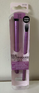 Real Techniques By Sam & Nic Perfect Crease Duo Brushes