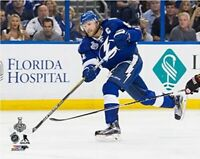 """Steven Stamkos Tampa Bay Lightning Stanley Cup Finals Photo (Size: 8"""" x 10"""")"""
