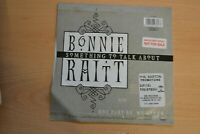 "BONNIE RAITT    SOMETHING TO TALK ABOUT     7""    CAPITOL RECORDS    CL 619"