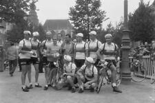 Cyclisme, ciclismo, wielrennen, radsport, EQUIPE NEDERLAND TOUR DE FRANCE 1954