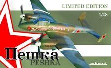 """Eduard 1/48 PETLYAKOV Pe-2 """"peshka"""" édition limitée Nº K11112"""