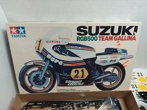 Tamiya Suzuki RGB500 Team Gallina 1/12 Model