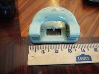 Vintage Leitz No 58 Miniature Metal Hole Punch ~ 1950s Leitz Metal Hole Punch