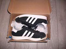 Office Adidas Superstar 2 II LTO W Black & White Snakeskin Toe UK 7 (M20939)