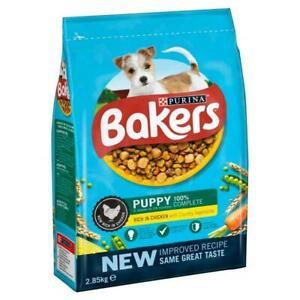Baker's Complete Puppy Food Rich in Chicken & Vegetables 2.85kg