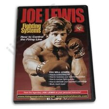 Joe Lewis Karate Tournament Fighting Control Bigger Faster Opponent Dvd Jl4