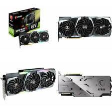 Msi Gaming Geforce Rtx 2080 8Gb Gdrr6 256-Bit Vr Ready Graphics Card (Rtx 2080 G