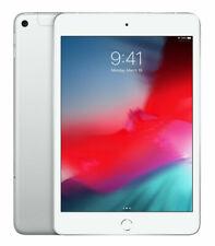 Apple iPad Mini (5th Generation) 256GB, Wi-Fi + 4G (Unlocked), 7.9in -Silver