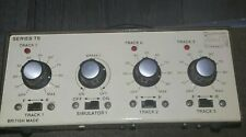 Gaugemaster TS Three Track Cased Controller with Brake Simulator on One Track