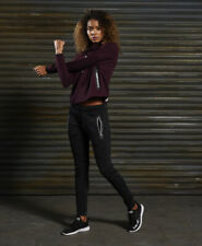 Superdry Womens Sd Sport Gym Tech Luxe Joggers