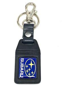 Subaru Logo KeyTag Keyring Key Chain Outback Foreseter Legacy Wrx Sti Impreza
