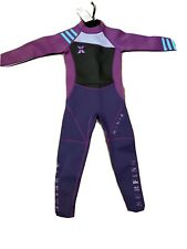 Dive And Sail Size X-Large Wet Suit Manta Surfing Beach Wear Youth Unisex Kids