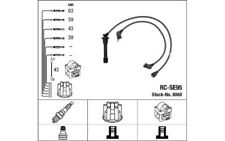 NGK Cables de bujias Para SUZUKI VITARA 8068