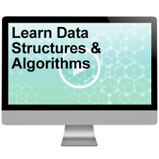 Learn Data Structures & Algorithms Video Training Course