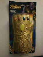 NIP Avengers Infinity War EVA Child Infinity Gauntlet Thanos Costume Accessory