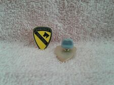 MILITARY HAT PIN -1st CAVALRY DIVISION - AIRMOBILE - VIETNAM