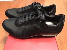 NIB Salvatore Ferragamo Men Leather/Suede Causal Lace Shoes Sz. 6 EE