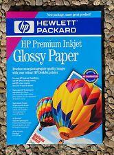 HP carta fotografica lucida 50 fogli - HP Premium Inkjet glossy paper 50 sheets