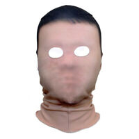 Nofaceman Ultra-realistic Tactical Anti Tracking Mask Balaclava Hood Cosplay