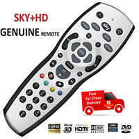 NEW SKY PLUS + HD remote Control TV  REPLACEMENT 1 YEAR WARRANTY UK