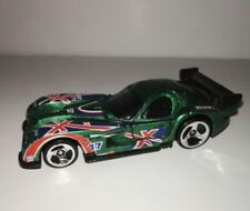 1999 Hot Wheels Panoz GTR verde/Green Mainline