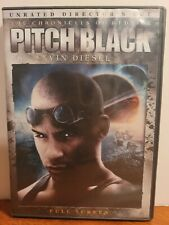 Pitch Black: The Chro (Dvd, 2004, Unrated, Directors Cut, Full Frame Edition)