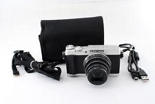 [MINT]Olympus STYLUS SH-1 Black Compact Digital Camera from japan 685275
