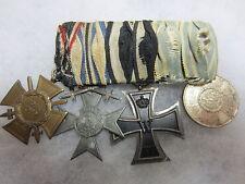Ordenspange-Baviera-cruz cruz-mvk 3. clase (zinc) - top-rareza