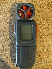 CHANEY INSTRUMENTS Acurite 00256M Portable Anemometer