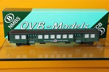 OVB 3190 voiture M1 wagen Rode Kruis - Croix Rouge  NMBS - SNCB